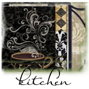 Kitchen Decor and Hostessware