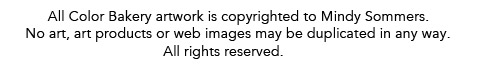 Copyright Notice, Color Bakery