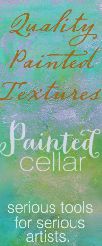 Painted Cellar: Gorgeous Hi Res Painted Textures, Digital Designs and Overlays for the serious artist