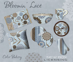 Bloomin' Lace
